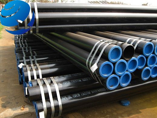 Seamless steel pipe/SMLS pipe